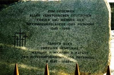 Monument Slachtoffers Krijgsgevangenenkamp 1083
