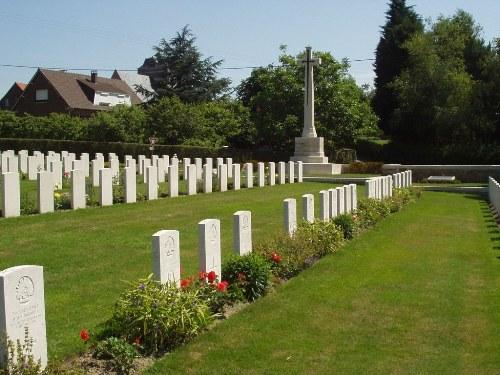 Oorlogsbegraafplaats van het Gemenebest Borre