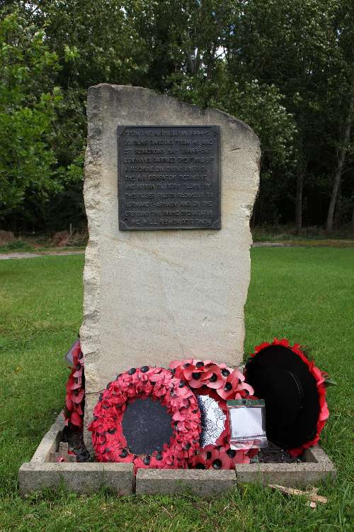 Monument RAF Down Ampney