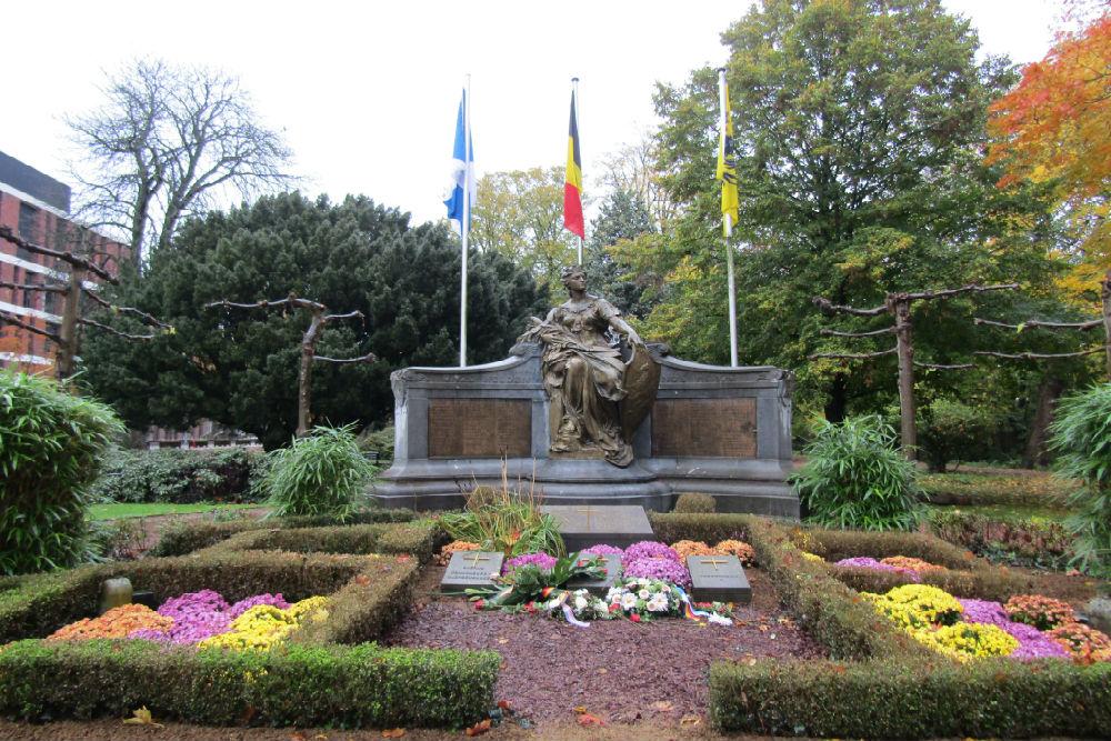War Memorial Halle