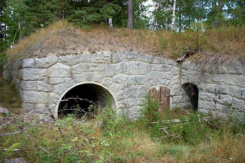 Vaxholm Line - 11th Coastal Battery Rindö