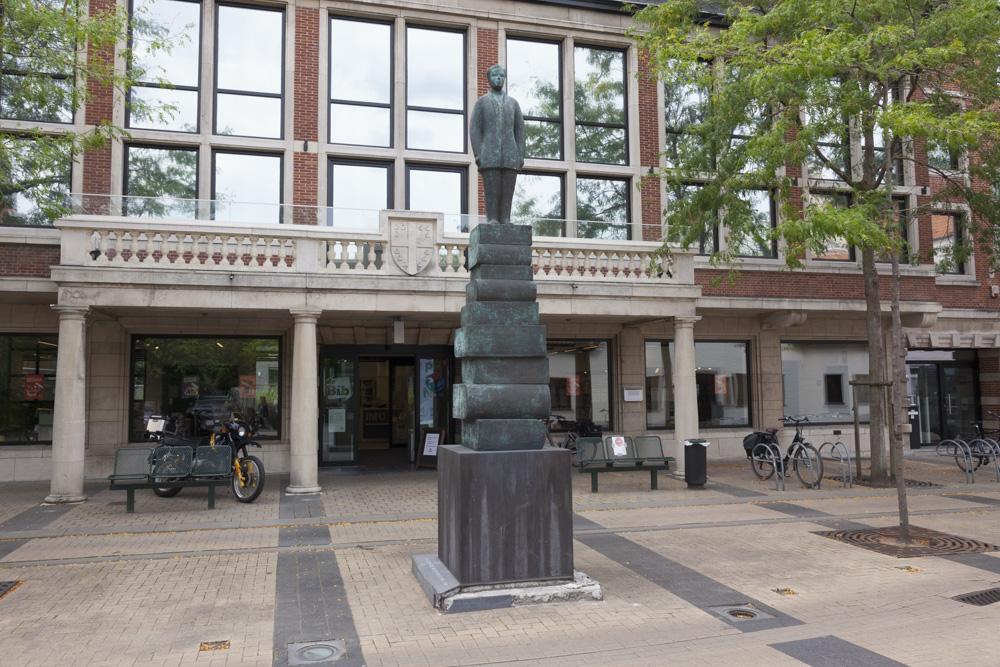 Monument Victor De Lille Maldegem