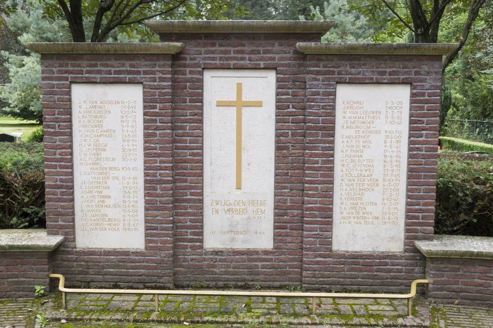 Monument Omgekomen Bewoners Psychiatrische Inrichting (A)