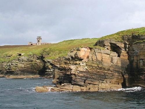 Searchlight Housing Stanger Head