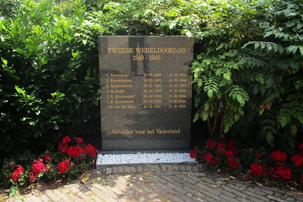War Memorial Rhoon