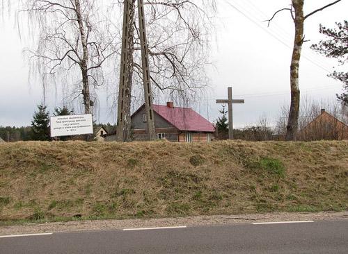 Oorlogsbegraafplaats Grabowiec