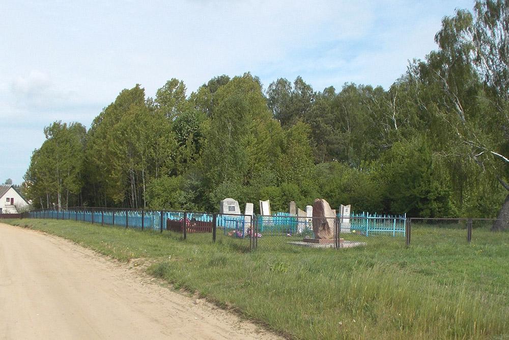 Joodse Begraafplaats Dzyatlava