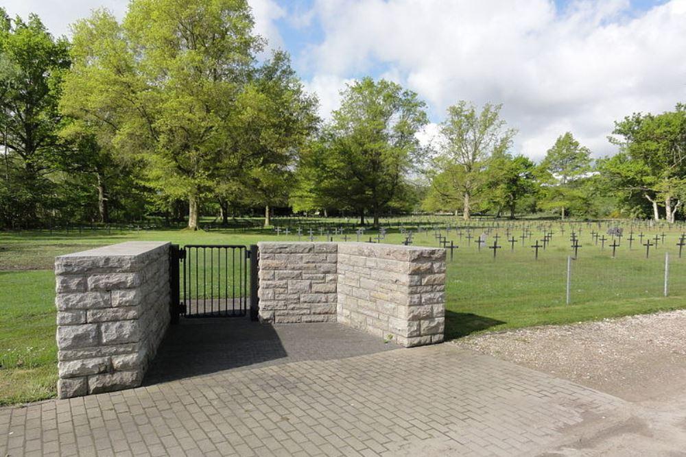 German War Cemetery Mons-en-Laonnois