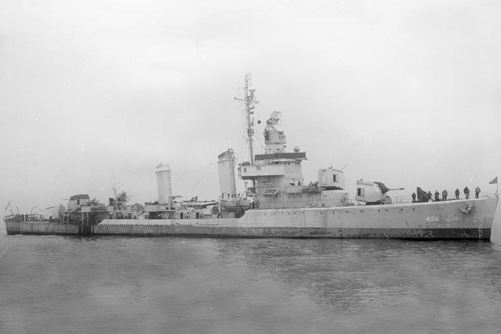 Shipwreck U.S.S. Landsdale