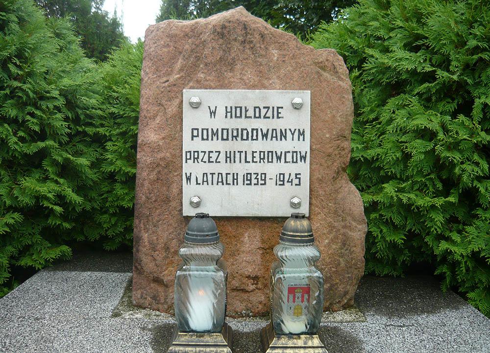 Mass Grave Victims Fascism