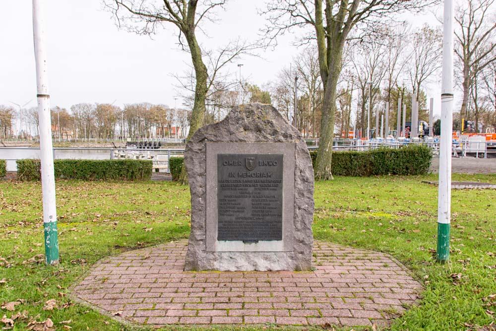 Memorial BMWO Nieuwpoort