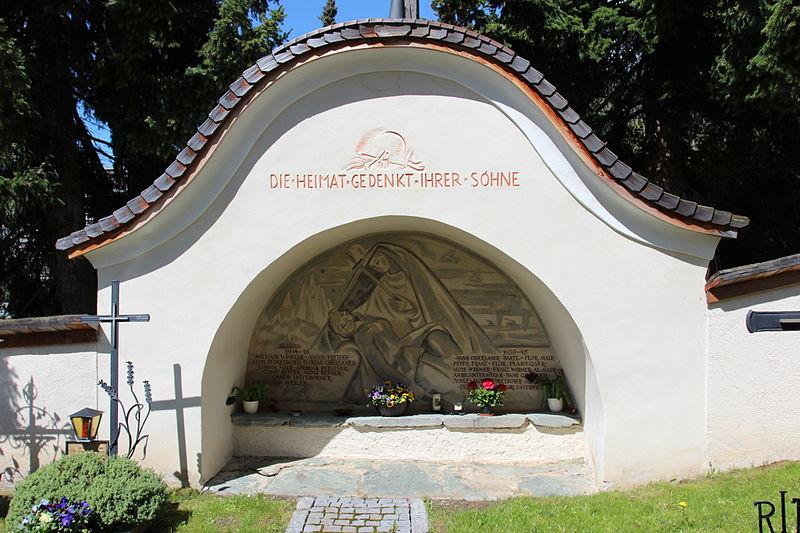Oorlogsmonument Bannberg