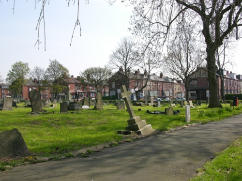 Commonwealth War Graves Beeston Cemetery