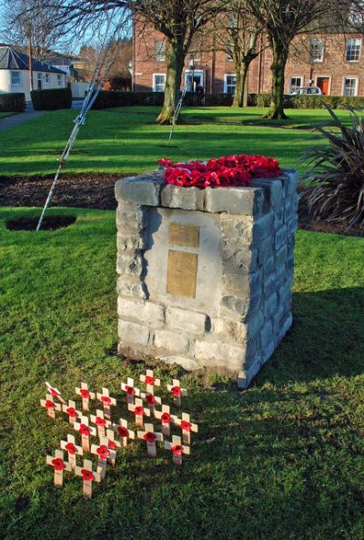 War Memorial Maybole
