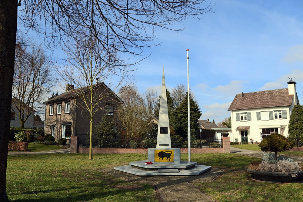 War Memorial Stiphout