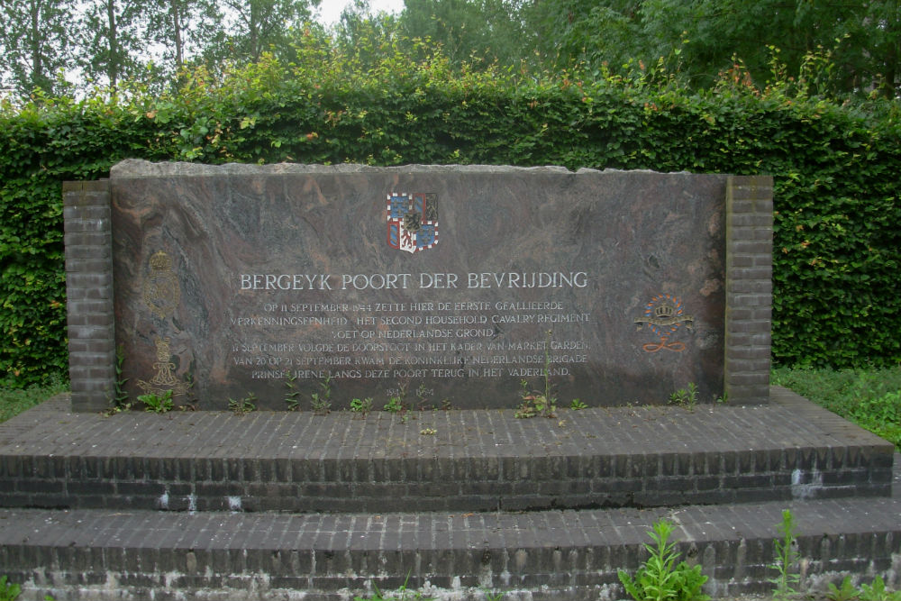 Memorial Gate of Liberation Bergeijk