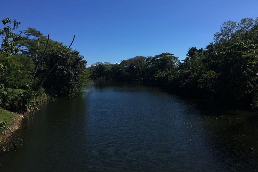 Ilu River Crossing