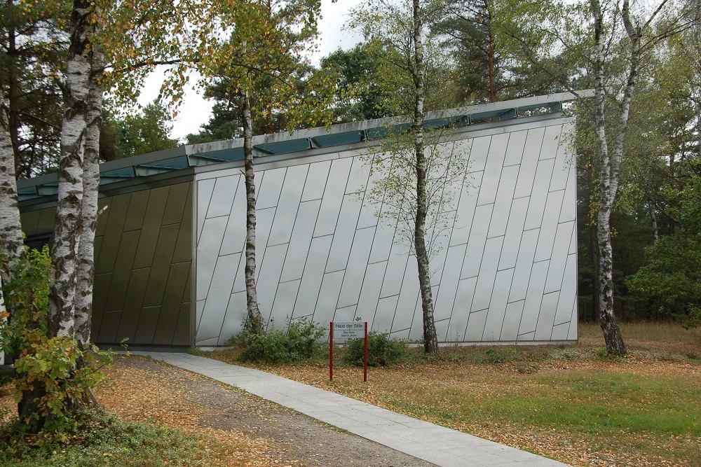 House of Silence Concentration Camp Bergen-Belsen