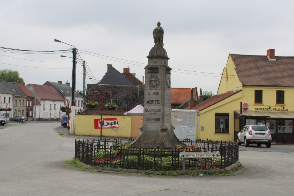 War Memorial Pommeroeul