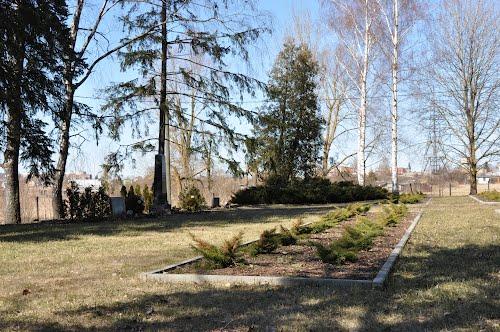 Sovjet Oorlogsbegraafplaats Salaspils (B)