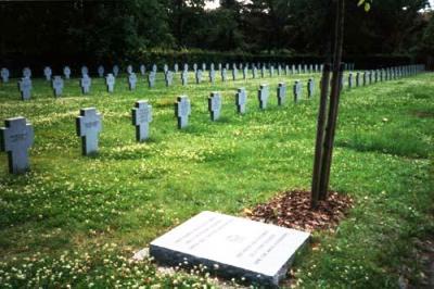 Duitse Oorlogsgraven Kopenhagen-West