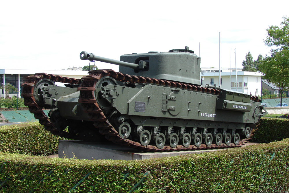 Churchill Crocodile Tank