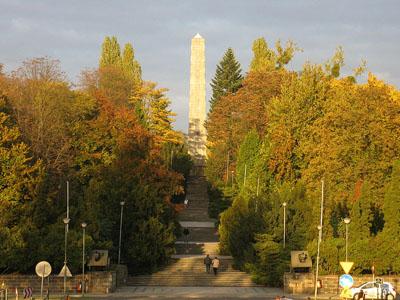 Sovjet Oorlogsbegraafplaats Poznań
