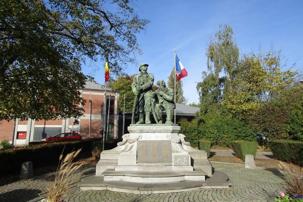 War Memorial Soignies
