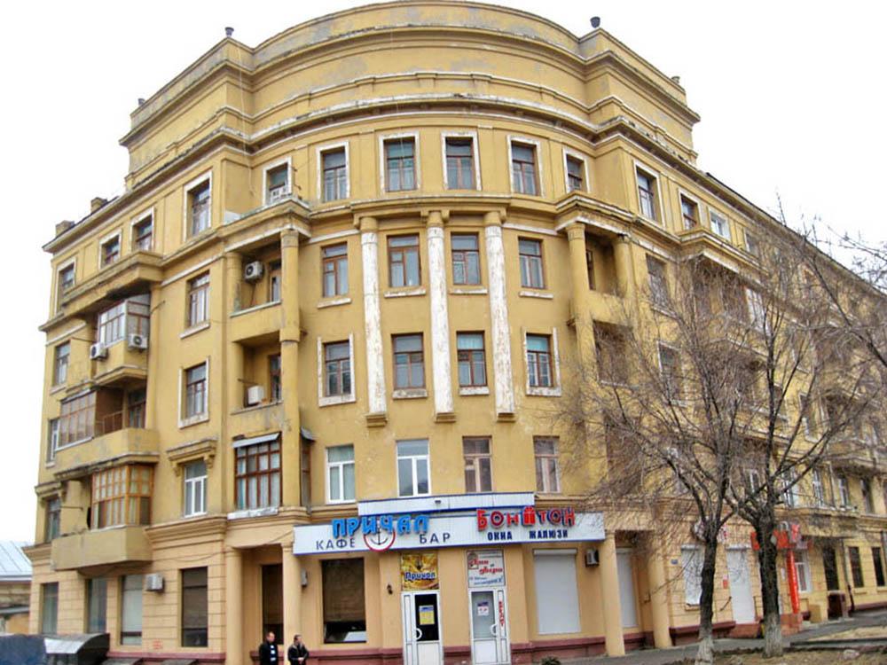 Huis van Konservshchikov