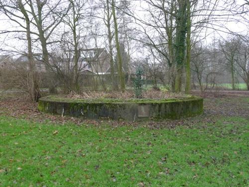 Fundament Duitse Freya-Fahrstuhl Radar