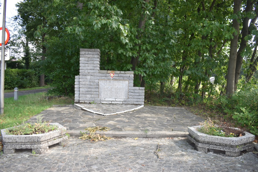 Monument Geheim Leger