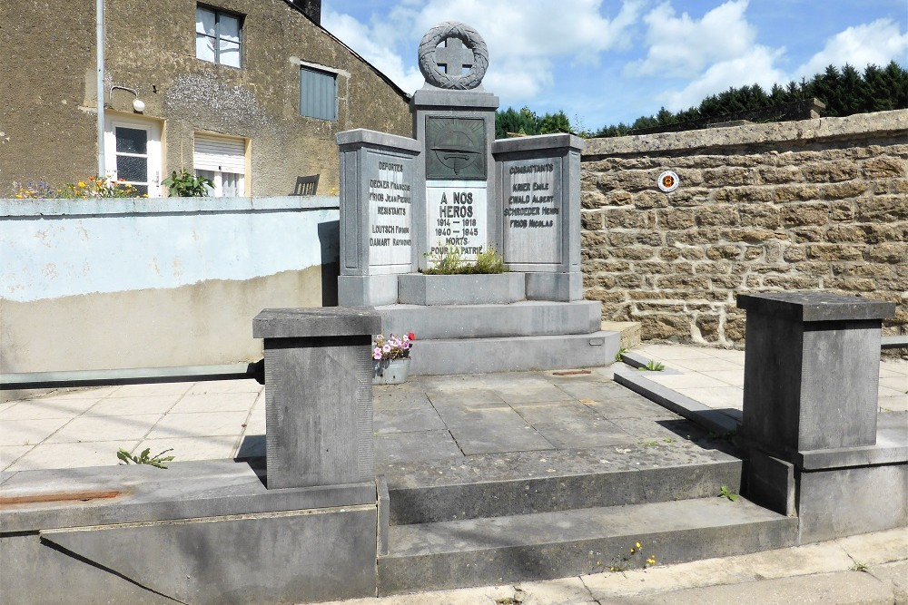 War Memorial Wolkrange