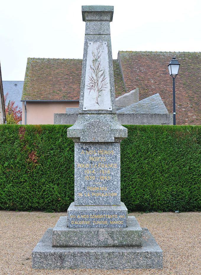 War Memorial Fay-aux-Loges