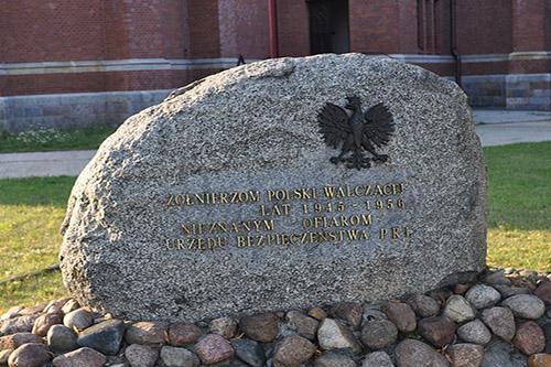 Memorial Resistance Fighters 1945-1956