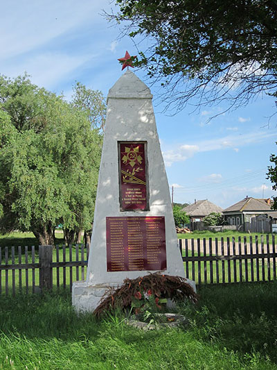 War Memorial Mizhrichia
