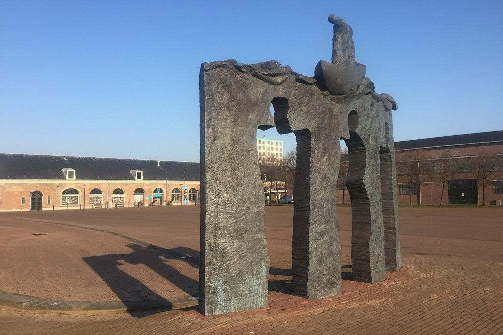Monument 'Schaduwen van Licht'