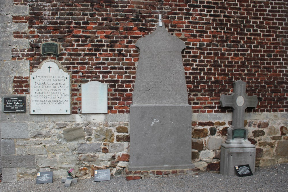 Belgian War Graves Perwez