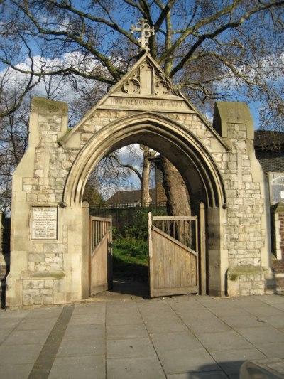 Remains Church Bromley St Leonard