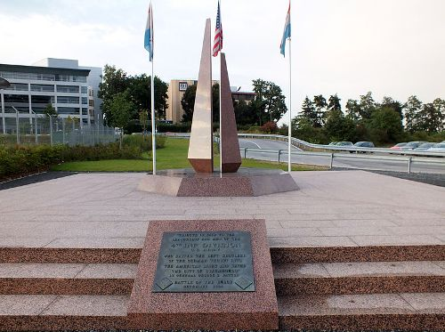 Monument 4th Infantry Division