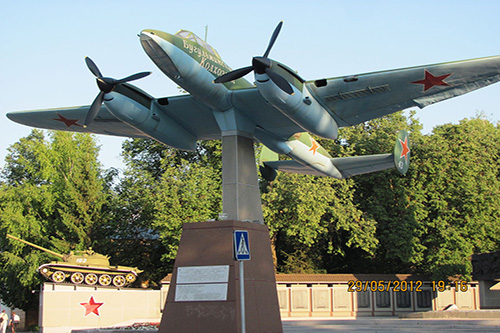 Petlyakov Pe-2 Bomber