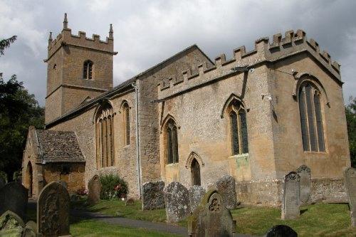 Oorlogsgraven van het Gemenebest St. Barbara Churchyard