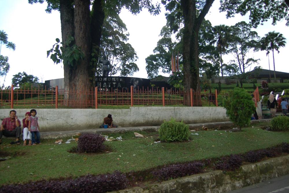 Monument Bung Hatta