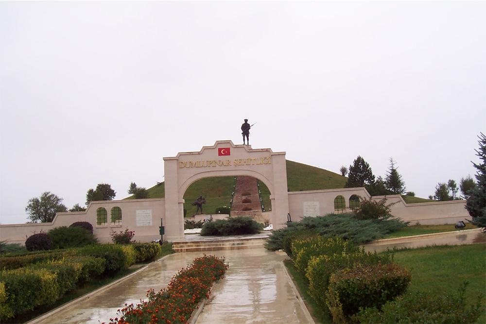 Turkish War Cemetery Dumlupınar
