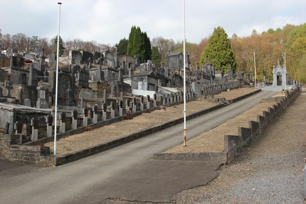 Belgian War Graves Spa