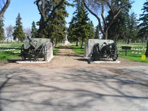 Commonwealth War Graves Regina Cemetery