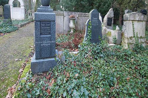 War Graves Städtischer Friedhof Pforzheim