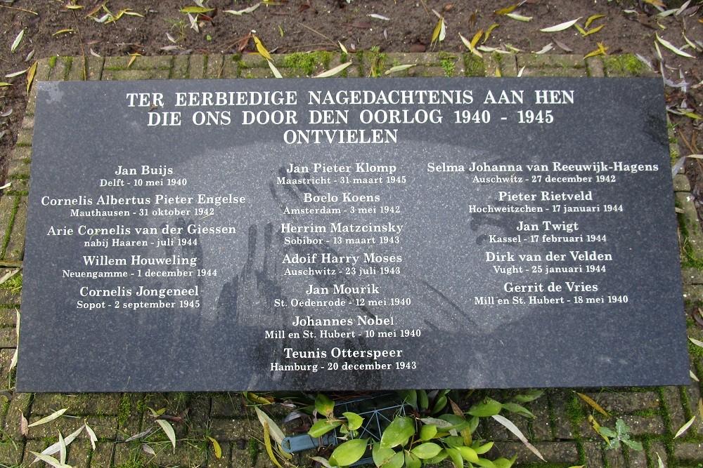 War Memorial Krimpen aan den IJssel