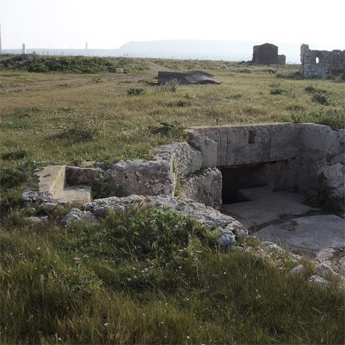 Italian Anti-aircraft Battery Siracusa