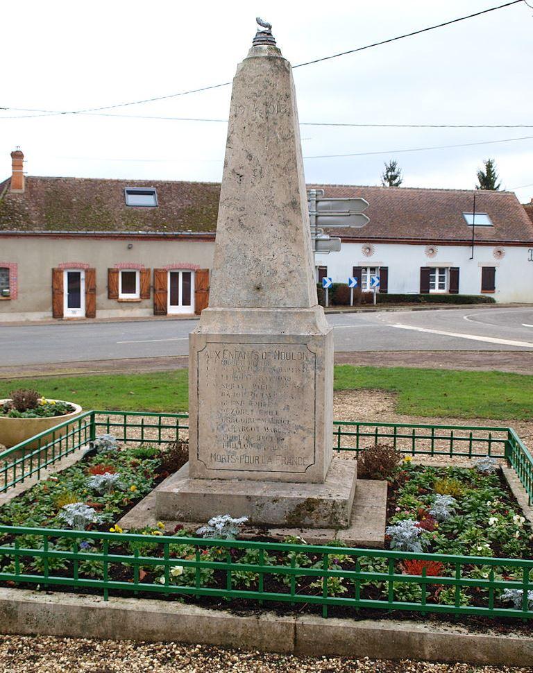 War Memorial Moulon