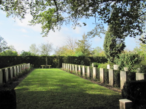 Dutch War Graves Middelburg